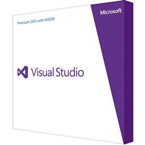 tutorial visual studio test professional microsoft visual studio premium 2013 with msdn 9gd 00394 b h