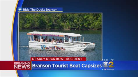 duck boat video duck boat capsizes in deadly accident caused by severe
