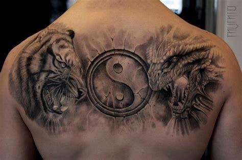 tattoo back tiger pinterest the world s catalog of ideas
