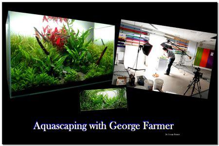 aquascaping magazine aquascaping world magazine aquascaping with george farmer