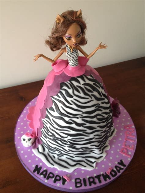 monster high cakes decoration ideas  birthday cakes