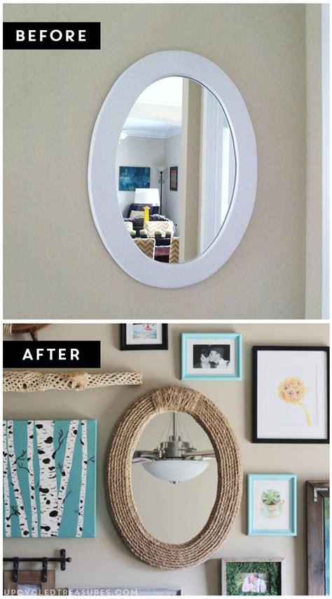 bathroom morrors best 25 rope mirror ideas on pinterest nautical mirror