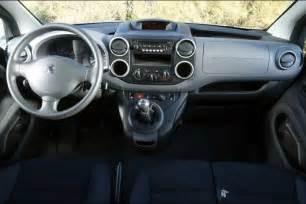 Peugeot Partner Interior Boxer Motor Wesharepics
