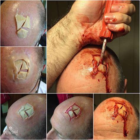 imagenes de heridas para halloween 15 maquillages gores et terrifiants pour faire flipper