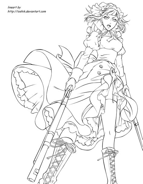 alois black butler coloring pages coloring pages