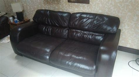 soft leather sofas sale itallian style 3 seater large soft brown leather sofa for