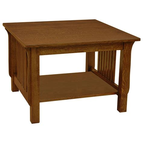 30 x 30 end table 30 quot x 30 quot amish mission spindle end table lfawm3030211
