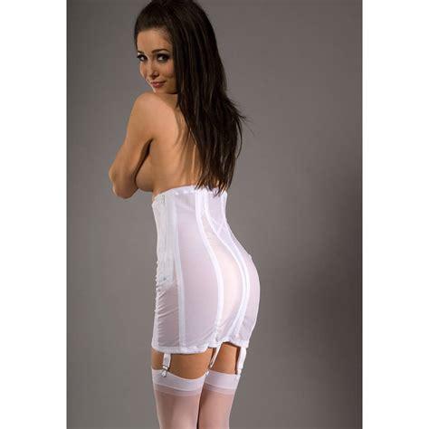 teens wear panties with open bottom high waist open bottom panty girdle suspenders rago