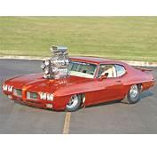 Fuentes De Informaci&243n  Muscle Cars Modelos Pontiac Gto