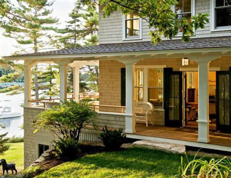 desain teras depan rumah kayu desain teras rumah yang menawan dan bagus
