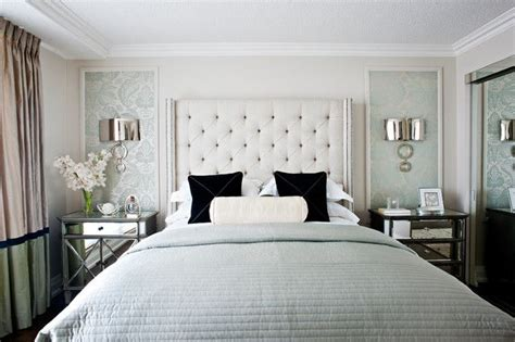 Modern Bedroom Sconces Contemporary Master Bedroom With Modern Wall
