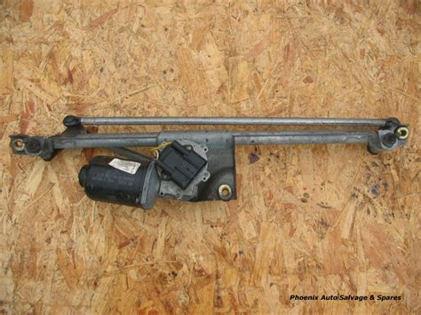 Motor Wiper 7k index of used parts vauxall vectra b 1998