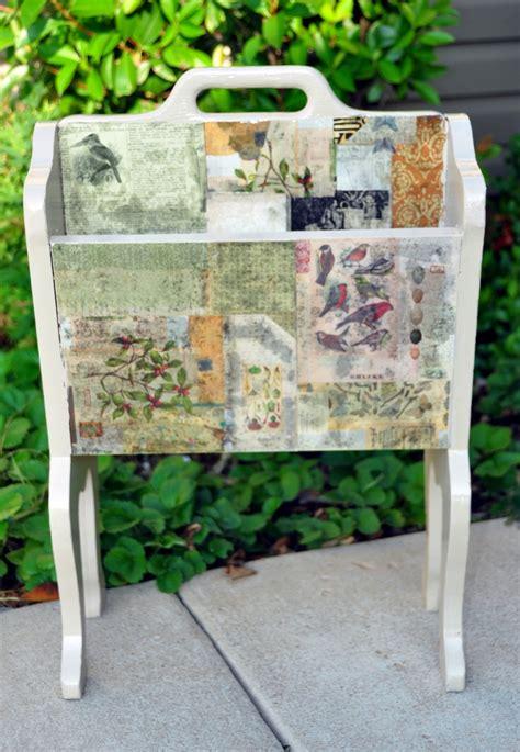 Furniture Decoupage - decoupage furniture and decorative accents decoupage