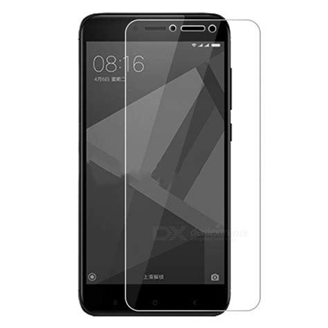 Tempered Glass Screen Guard Redmi Note 5a 1 naxtop tempered glass screen protector for xiaomi redmi note 5a free shipping dealextreme