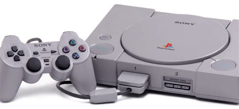 playstation 1 console the complete history of consoles