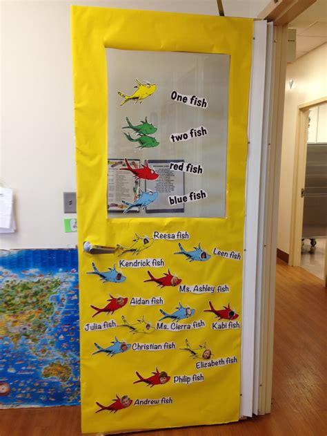 Dr Seuss Door Decorating Ideas by Dr Seuss Door Decoration Education Dr