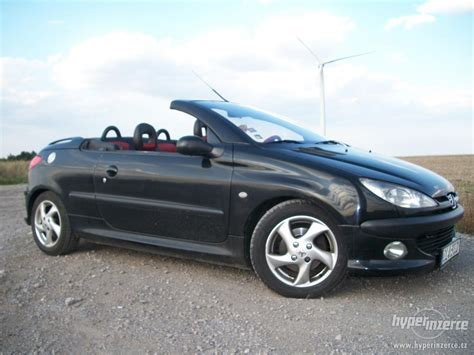 auto peugeot 206 2002 peugeot 206 cc pictures information and specs