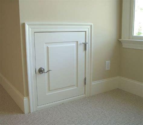 Attic Access Door - attic access door bathroom remodeling ideas