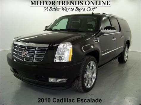 how it works cars 2002 cadillac escalade navigation system find used 2002 cadillac escalade ext escalade white cadillac ext truck low miles in miami