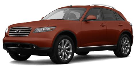 2007 Infiniti Fx35 Specs 2007 infiniti fx35 reviews images and specs