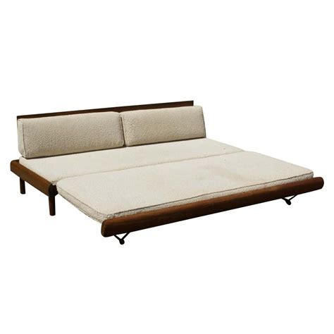 day bed sofas midcentury retro style modern architectural vintage