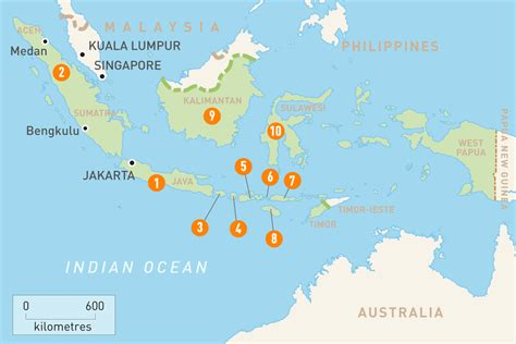 area map of map of indonesia indonesia regions guides