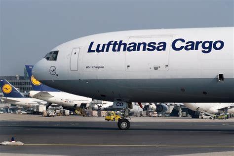 lufthansa cargo navigates through headwinds in americas air transport news aviation
