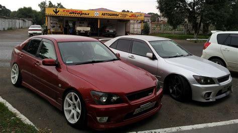 toyota altezza rs200 toyota altezza rs200 z edition drive2