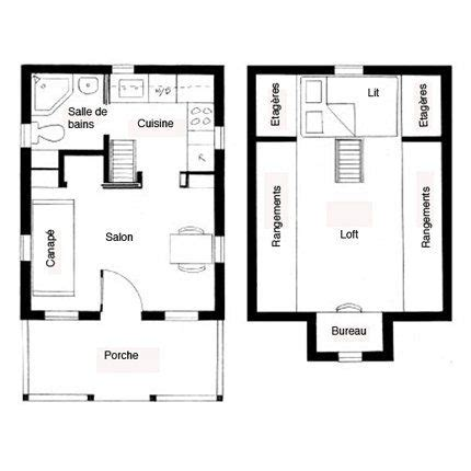 tumbleweed tiny house floor plans kat s pins pinterest plan mini maison micromaison pinterest