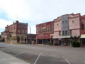 waxahachie tx historic downtown photo picture image