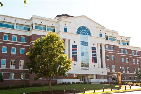 Auburn Mba Program Ranking by Auburn Raymond J Harbert College Of Business