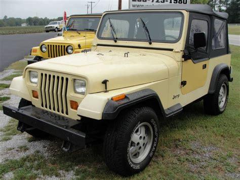 Jeep Gilbert Jeep Wrangler Yj Stk 979 Gilbert Jeeps And 4x4 S
