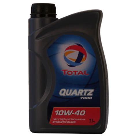 Oli Total Quartz 7000 10w40 total quartz 7000 10w 40 mytyres co uk