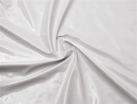 Mjtrends White Vinyl Fabric