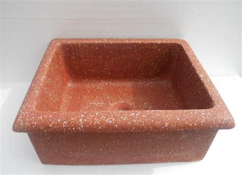 lavelli per esterni lavelli per esterno in cemento graniglia di marmo