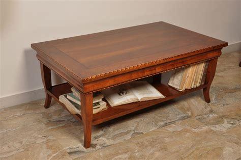 tavolo salotto lussuoso tavolo da salotto rettangolare con un piano