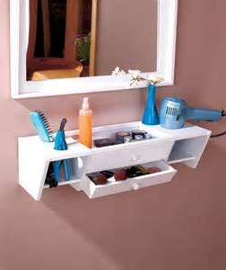 makeup vanity shelf new bathroom vanity shelf make up hair cosmetics