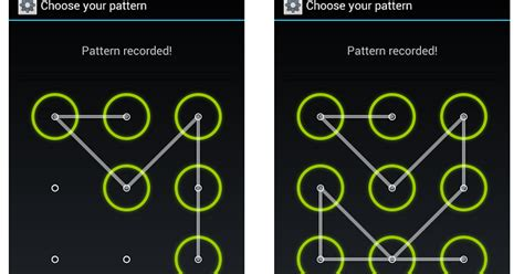 pattern unlock design digital news hub how to forgot your android pattern lock