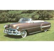 Introduction To 1953 1954 Chevrolet Bel Air  HowStuffWorks