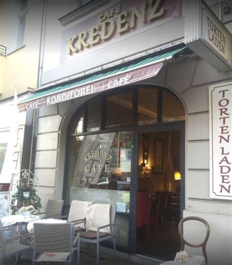 kredenz cafe berlin caf 233 kredenz