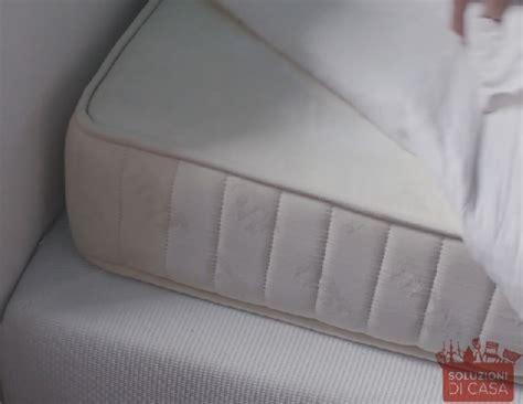 muffa nel materasso come prendersi cura materasso soluzioni di casa