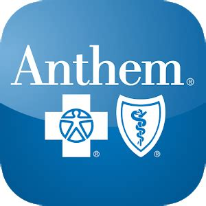 anthem anywhere android apps on google play