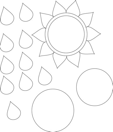 Flower Paper Craft Template - 12 free printable templates paper piecing patterns