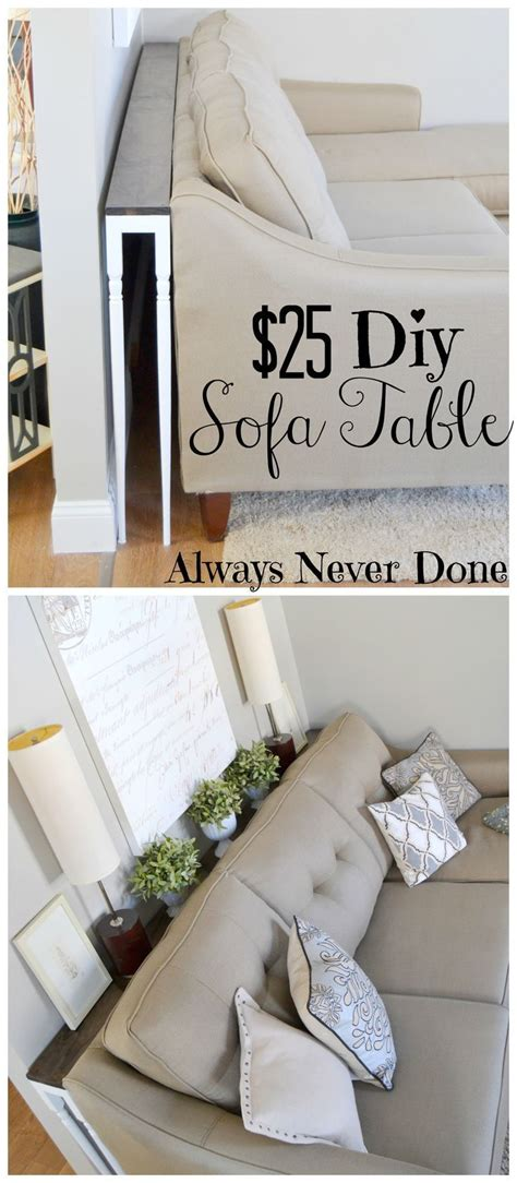table to go behind couch 25 best ideas about table behind couch on pinterest