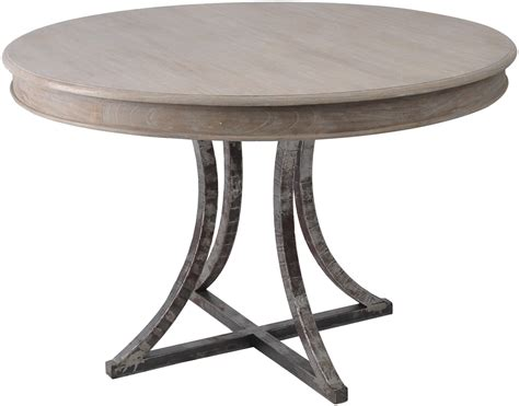 round dining table with bench marseille wood metal round dining table dining room