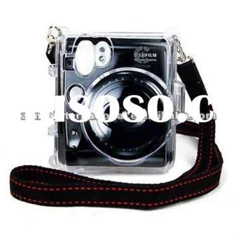 fuji fujifilm instax rabbit camera bag black / white mini