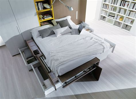 camere da letto salvaspazio mobili e accessori salvaspazio per la da letto
