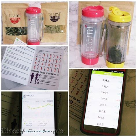 Detox Experience by Update On My Teami 30 Days Detox Experience Review