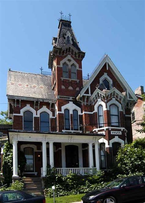 victorian gothic revival brockville ontario canada has fabulous victorian villas