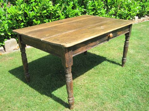 Kitchen Table With Drawer Antique Kitchen Table With Drawer Home Decor Interior Exterior